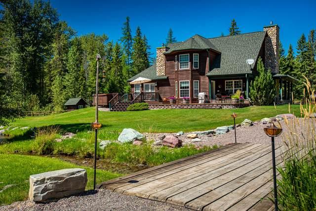 1840 Tamarack Lane, Columbia Falls, MT 59912 (MLS #22017675) :: Montana Life Real Estate
