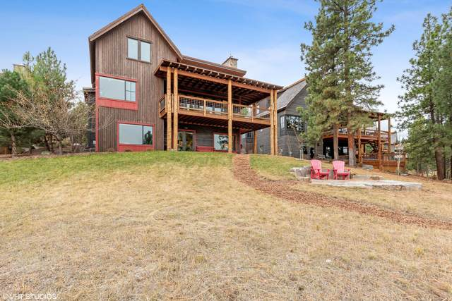 54 Ninebark Way, Eureka, MT 59917 (MLS #22017709) :: Montana Life Real Estate