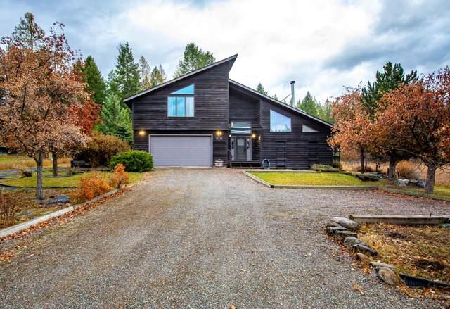 218 Mallard Loop, Whitefish, MT 59937 (MLS #22017715) :: Performance Real Estate