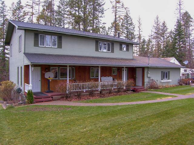 5410 Us Highway 93 S, Whitefish, MT 59937 (MLS #22017745) :: Montana Life Real Estate