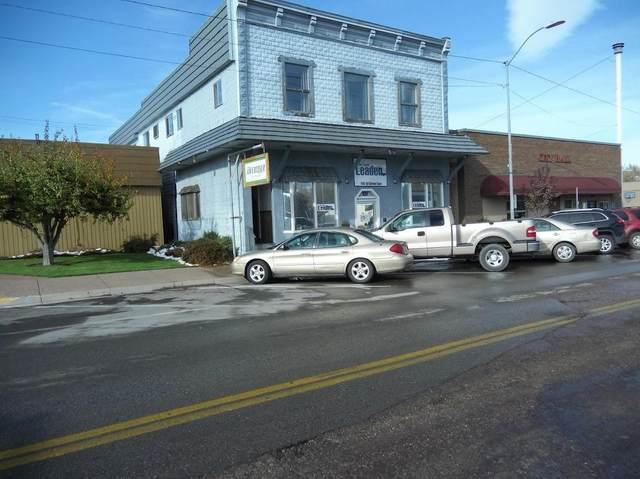 108 1st Street E, Polson, MT 59860 (MLS #22017788) :: Montana Life Real Estate