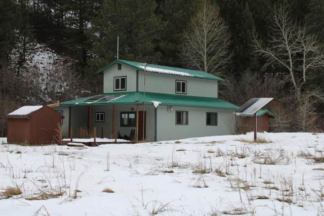 2623, 2715 Little Wolf Creek Road, Wolf Creek, MT 59648 (MLS #22017873) :: Andy O Realty Group