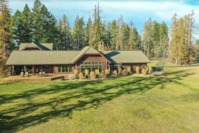 1880 Voerman Road, Whitefish, MT 59937 (MLS #22017913) :: Montana Life Real Estate