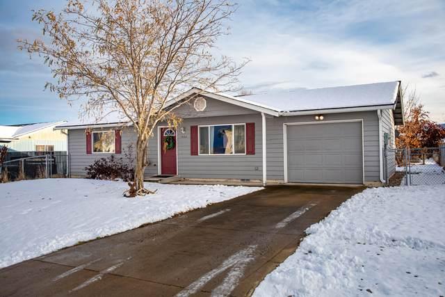 1934 Bluestone Drive, Kalispell, MT 59901 (MLS #22017933) :: Montana Life Real Estate