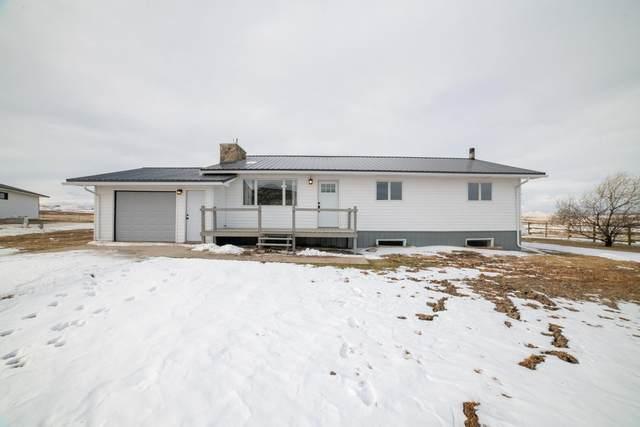 90 Taft Road, Great Falls, MT 59404 (MLS #22017994) :: Montana Life Real Estate