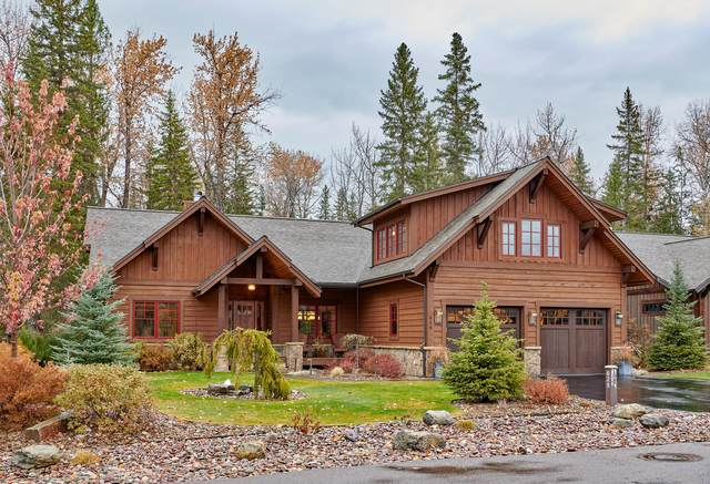 628 Nature Trail, Whitefish, MT 59937 (MLS #22018048) :: Montana Life Real Estate
