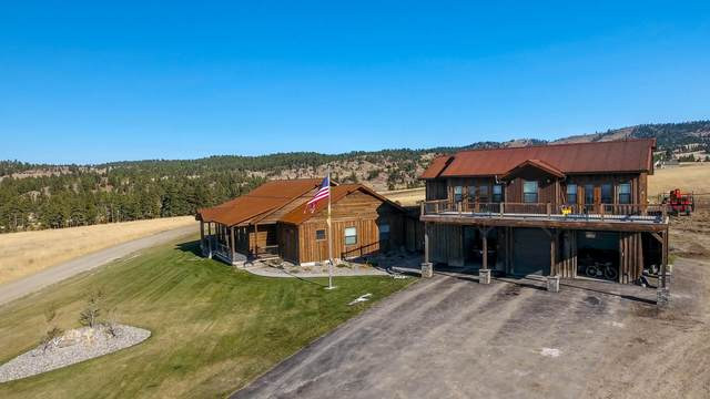 6060 Rosendale Road, East Helena, MT 59635 (MLS #22018078) :: Montana Life Real Estate