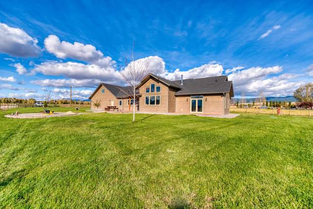 967 Three Mile Creek Road, Stevensville, MT 59870 (MLS #22018093) :: Performance Real Estate