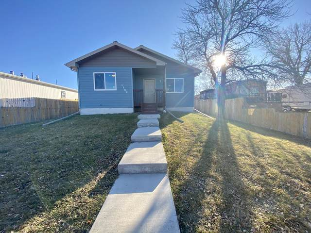 1104 5th Avenue NW, Great Falls, MT 59404 (MLS #22018115) :: Andy O Realty Group