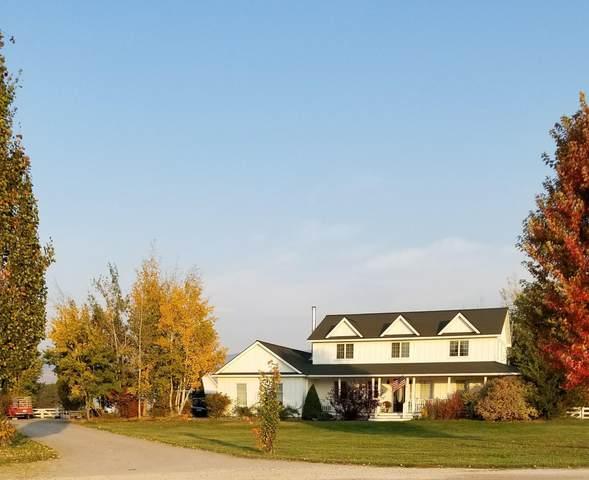 1540 Brittany Way, Corvallis, MT 59828 (MLS #22018185) :: Dahlquist Realtors