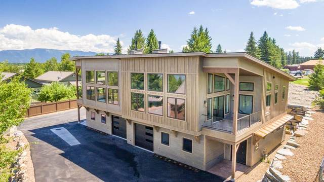 309 Fraser Avenue, Whitefish, MT 59937 (MLS #22018240) :: Montana Life Real Estate