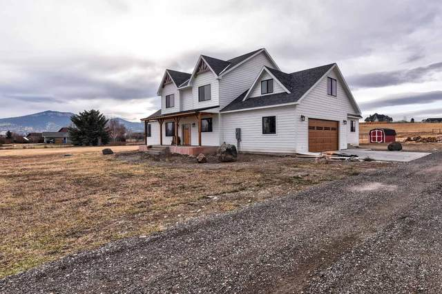 4274 Green Acres Drive, Helena, MT 59602 (MLS #22018254) :: Andy O Realty Group