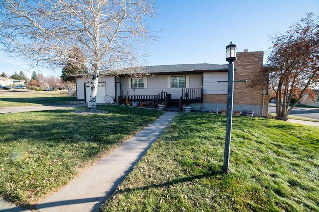 755 33rd Avenue NE, Great Falls, MT 59404 (MLS #22018263) :: Andy O Realty Group