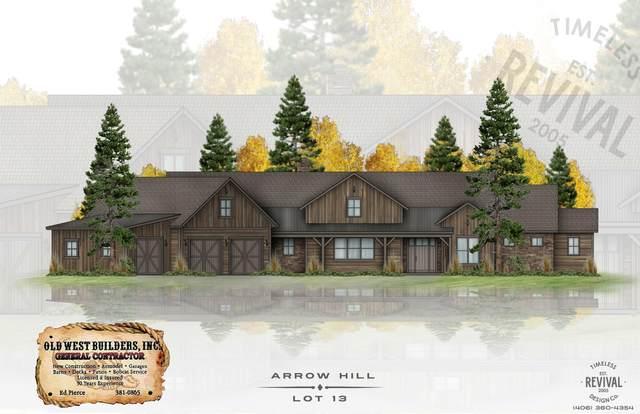 Lot 13 Merlin Watch Road, Hamilton, MT 59840 (MLS #22018278) :: Montana Life Real Estate