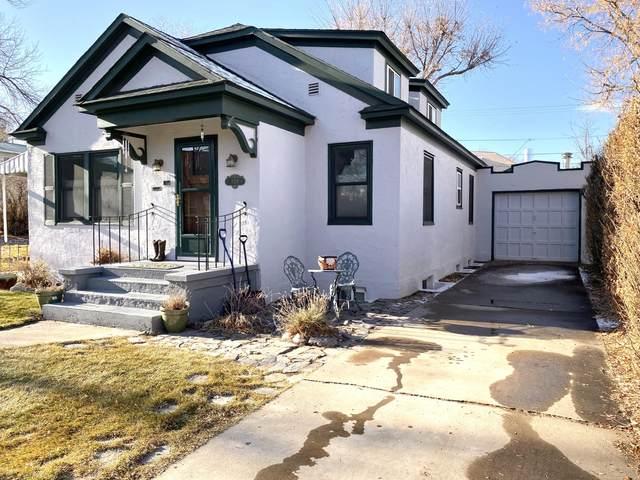 820 N Ewing Street, Helena, MT 59601 (MLS #22018280) :: Andy O Realty Group