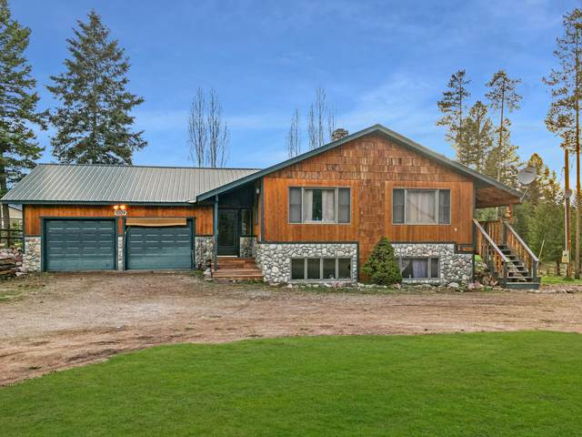 1009 Elm Drive, Seeley Lake, MT 59868 (MLS #22018311) :: Whitefish Escapes Realty