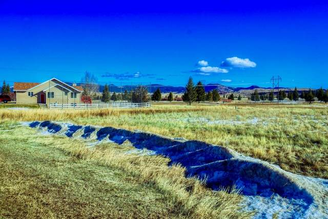Nhn Shirley Way, Anaconda, MT 59711 (MLS #22018360) :: Montana Life Real Estate