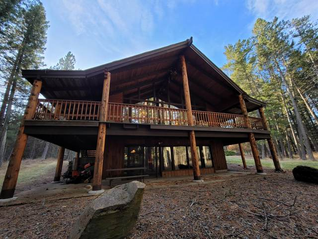 240 Lake Blaine Drive, Kalispell, MT 59901 (MLS #22018381) :: Montana Life Real Estate