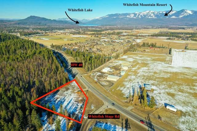 4480 Highway 40 W, Whitefish, MT 59937 (MLS #22018523) :: Dahlquist Realtors