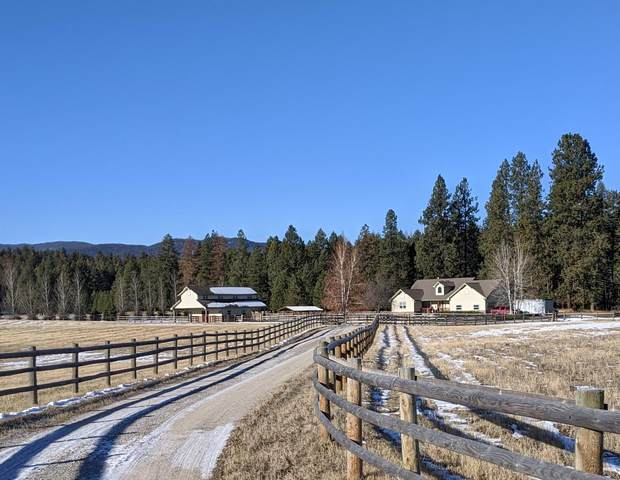 4670 Farm To Market Road, Whitefish, MT 59937 (MLS #22018563) :: Whitefish Escapes Realty