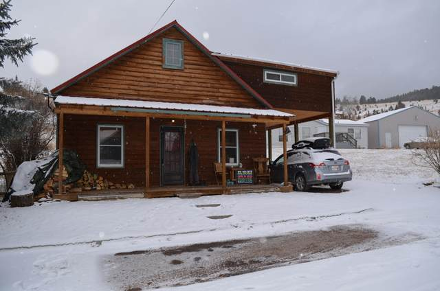 209 E Granite Street, Philipsburg, MT 59858 (MLS #22019103) :: Andy O Realty Group