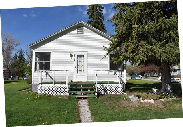 226 5th Avenue NE, Choteau, MT 59422 (MLS #22019181) :: Performance Real Estate