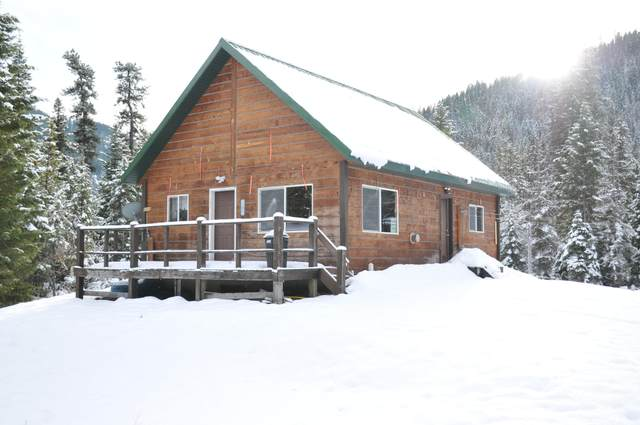 1492 Prospect Creek Road, Thompson Falls, MT 59873 (MLS #22019291) :: Andy O Realty Group