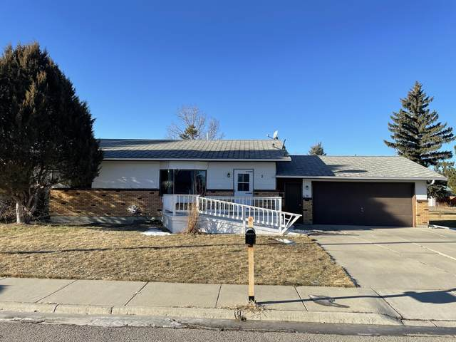 2 S Kansas Street, Conrad, MT 59425 (MLS #22100131) :: Andy O Realty Group