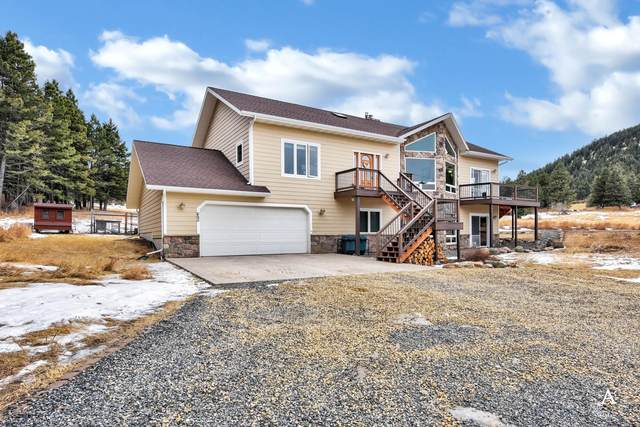 36 Lost Trail Lane, Montana City, MT 59634 (MLS #22100200) :: Andy O Realty Group