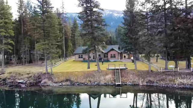 14 Osprey Drive W, Thompson Falls, MT 59873 (MLS #22100407) :: Andy O Realty Group