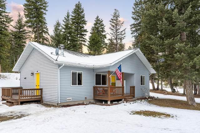 294 Wildebeest Lane, Marion, MT 59925 (MLS #22100425) :: Performance Real Estate