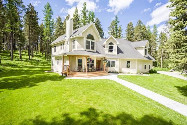 1065 K M Ranch Road, Whitefish, MT 59937 (MLS #22100515) :: Dahlquist Realtors