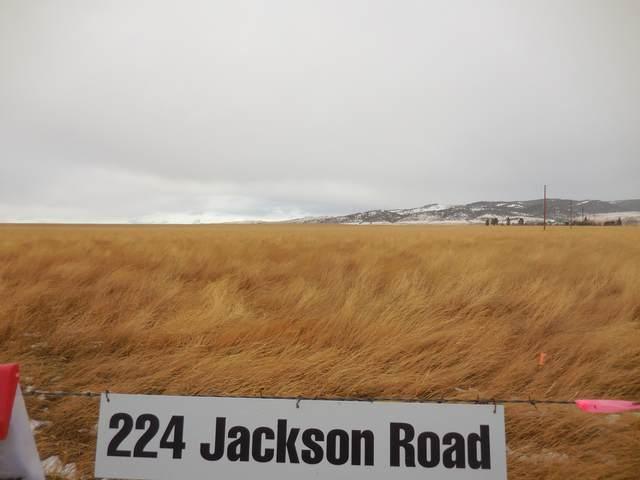 232 Jackson Road, White Sulphur Springs, MT 59645 (MLS #22100521) :: Performance Real Estate