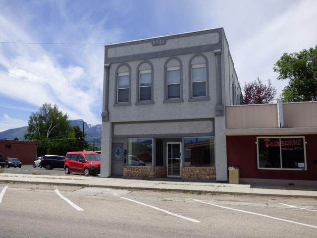 237 N 2nd Street, Hamilton, MT 59840 (MLS #22100541) :: Whitefish Escapes Realty