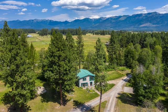 470 Swan River Road, Bigfork, MT 59911 (MLS #22100601) :: Andy O Realty Group