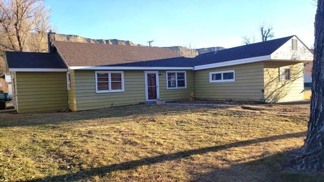 609 Front Street, Fort Benton, MT 59442 (MLS #22100652) :: Montana Life Real Estate