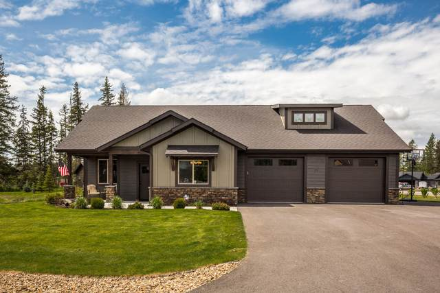 176 Whispering Meadows Trail, Kalispell, MT 59901 (MLS #22100729) :: Whitefish Escapes Realty