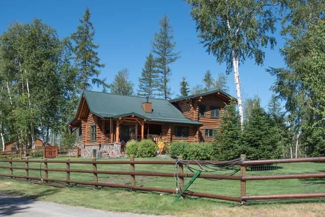 862 Pine Ridge Road, Bigfork, MT 59911 (MLS #22100742) :: Dahlquist Realtors