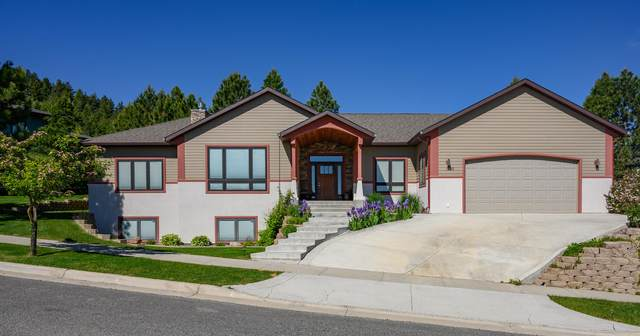 1240 Morning Glory Street, Helena, MT 59601 (MLS #22100743) :: Whitefish Escapes Realty