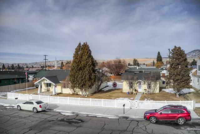 2521 Nettie Street, Butte, MT 59701 (MLS #22100756) :: Andy O Realty Group