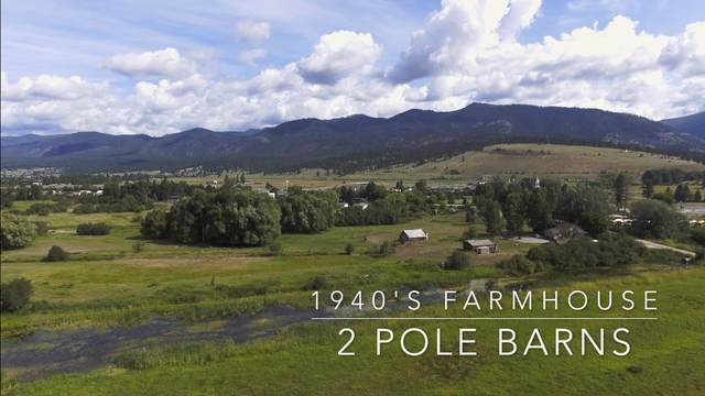 14655 Hamel Road, Frenchtown, MT 59834 (MLS #22100790) :: Andy O Realty Group