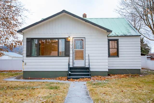 1120 4th Avenue W, Kalispell, MT 59901 (MLS #22100804) :: Andy O Realty Group