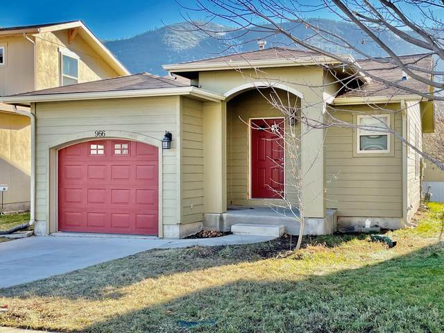 966 Discovery Way, Missoula, MT 59802 (MLS #22100853) :: Whitefish Escapes Realty