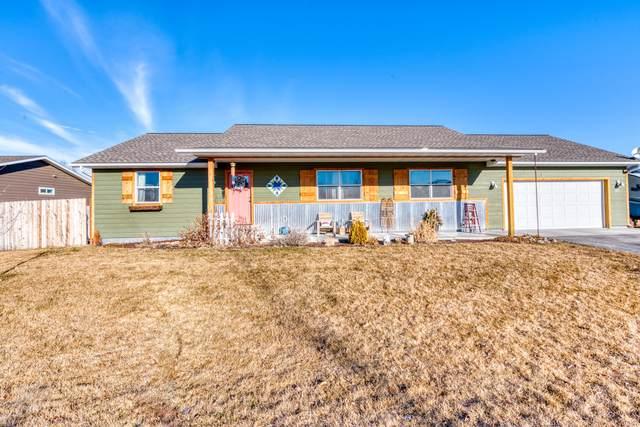 567 Darlene Drive, Corvallis, MT 59828 (MLS #22100864) :: Montana Life Real Estate