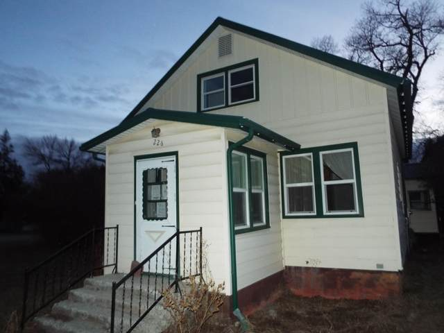226 2nd Avenue SW, Choteau, MT 59422 (MLS #22100883) :: Performance Real Estate
