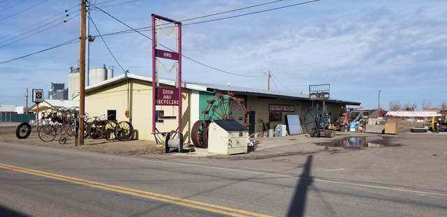 405 Railroad Street, Cut Bank, MT 59427 (MLS #22100923) :: Performance Real Estate