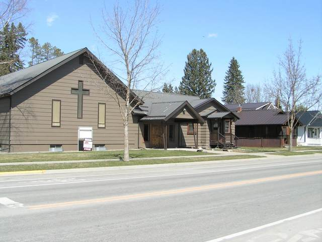 914 E 2nd Street, Whitefish, MT 59937 (MLS #22100927) :: Performance Real Estate