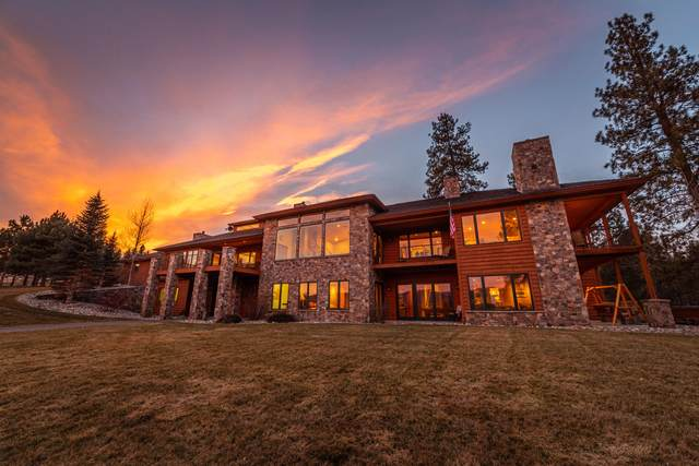 498 Hillside Ranch Road, Victor, MT 59875 (MLS #22100941) :: Performance Real Estate