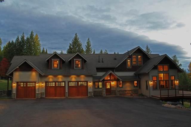 5868 Sinclair Creek Road, Eureka, MT 59917 (MLS #22100952) :: Performance Real Estate
