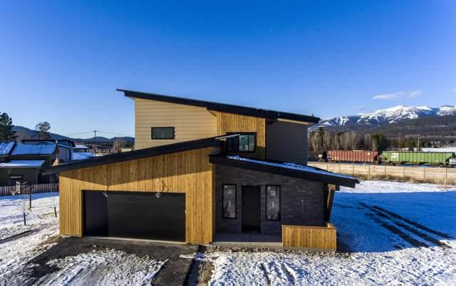 206 Wild Rose Lane, Whitefish, MT 59937 (MLS #22100982) :: Performance Real Estate